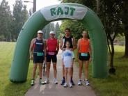 2010. Rajt előtt a Tisza-tónál